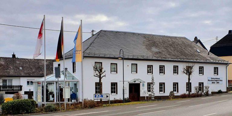 Rathaus Holzhausen an der Haide